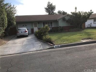 2546 Conata Street, Duarte, CA 91010 - MLS#: AR18276338