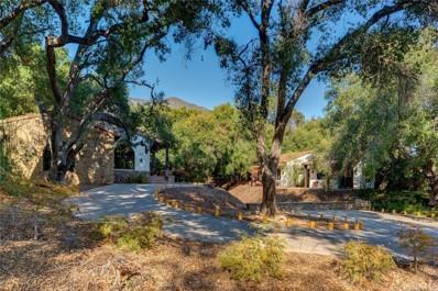 427 W Montecito Avenue, Sierra Madre, CA 91024 - MLS#: AR18279046