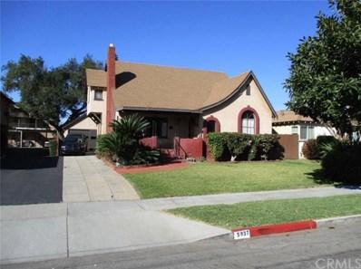 5937 Primrose Avenue, Temple City, CA 91780 - MLS#: AR18279284
