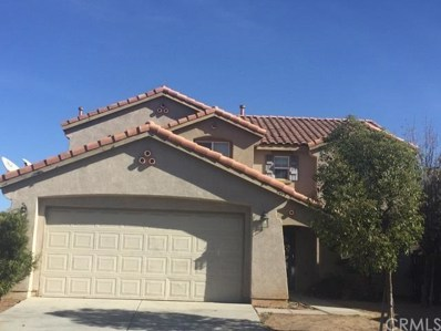 3395 Thistlewood Lane, Perris, CA 92571 - MLS#: AR18286058