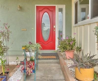 1700 S McPherrin Avenue, Monterey Park, CA 91754 - MLS#: AR18291111