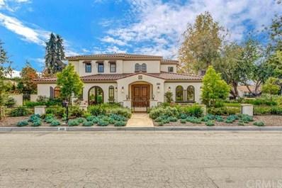 400 E Rodell Place, Arcadia, CA 91006 - MLS#: AR18292127