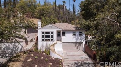 1901 Hill Drive, South Pasadena, CA 91030 - MLS#: AR18292577