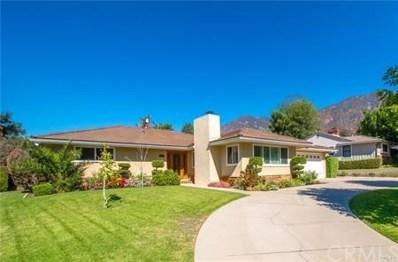 1717 Wilson Avenue, Arcadia, CA 91006 - MLS#: AR19000243