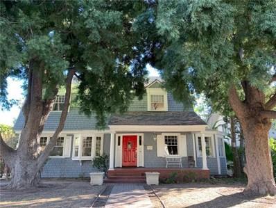 268 S Orange Grove Boulevard, Pasadena, CA 91105 - MLS#: AR19000965