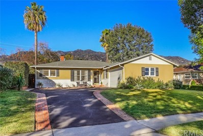 3779 Mayfair Drive, Pasadena, CA 91107 - MLS#: AR19003855