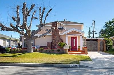2546 Dubonnet Avenue, Rosemead, CA 91770 - MLS#: AR19035340