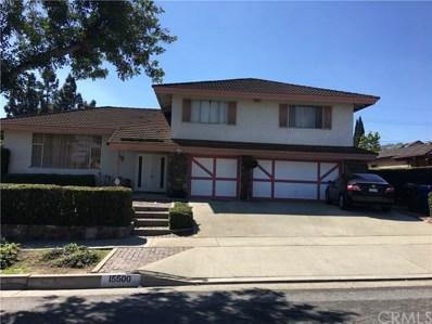 15500 Facilidad, Hacienda Heights, CA 91745 - MLS#: AR19043566
