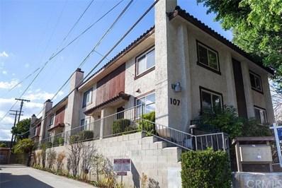107 S Muscatel Avenue UNIT F, San Gabriel, CA 91776 - MLS#: AR19054761