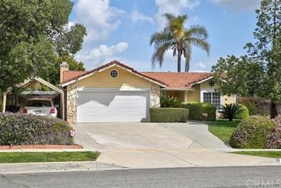 3372 Gabriel Drive, Chino Hills, CA 91709 - MLS#: AR19060719
