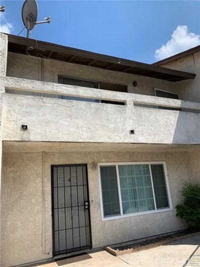 17425 Arrow Boulevard UNIT 4, Fontana, CA 92335 - MLS#: AR19073236