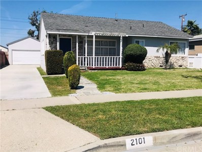 2101 W Hill Avenue, Fullerton, CA 92833 - MLS#: AR19081735