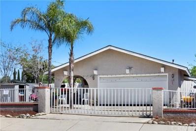 8735 Calaveras Avenue, Rancho Cucamonga, CA 91730 - MLS#: AR19082151