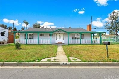 8661 Monte Vista Street, Rancho Cucamonga, CA 91701 - MLS#: AR19082392