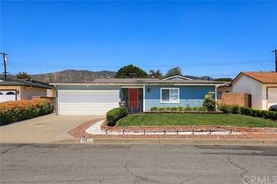 115 E Linfield Street, Glendora, CA 91740 - MLS#: AR19085121