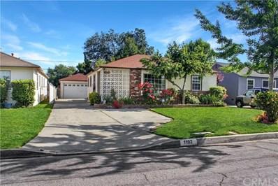 1102 E Birchcroft Street, Arcadia, CA 91006 - MLS#: AR19093058