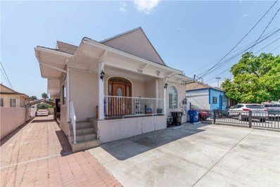 1635 S Berendo Street, Los Angeles, CA 90006 - MLS#: AR19104267