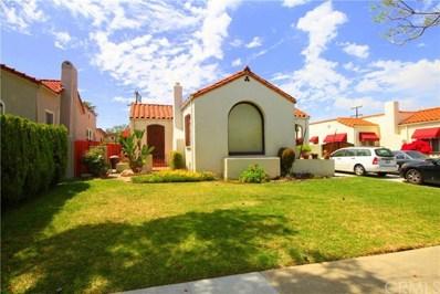 1219 S Chapel Avenue, Alhambra, CA 91801 - MLS#: AR19111320