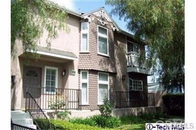 29 S Allen Avenue UNIT 101, Pasadena, CA 91106 - MLS#: AR19128692