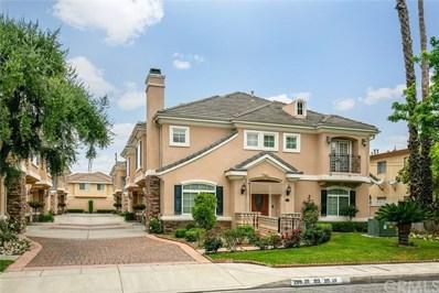 209 S 3rd Avenue UNIT A, Arcadia, CA 91006 - MLS#: AR19129561