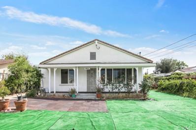 11322 Frankmont Street, El Monte, CA 91732 - MLS#: AR19133602