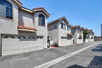 534 N Orange Avenue UNIT D, La Puente, CA 91744 - MLS#: AR19140494