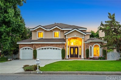 502 E Wistaria Avenue, Arcadia, CA 91006 - MLS#: AR19152688