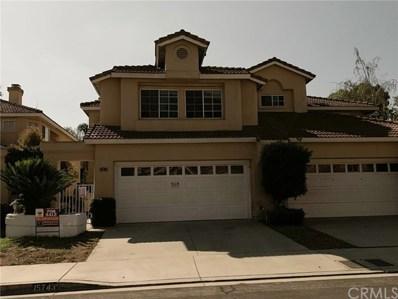 15743 Pepper Street, Chino Hills, CA 91709 - MLS#: AR19159199