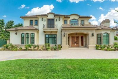 61 W Las Flores Avenue, Arcadia, CA 91007 - MLS#: AR19163331