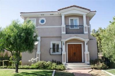 301 W W Bencamp Street UNIT A, San Gabriel, CA 91776 - MLS#: AR19164519