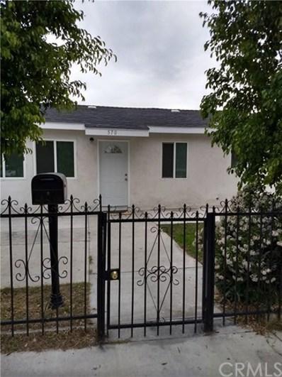 570 S Backton Avenue, La Puente, CA 91744 - MLS#: AR19202482