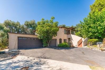 3837 El Caminito Place, Glendale, CA 91214 - #: AR19207339