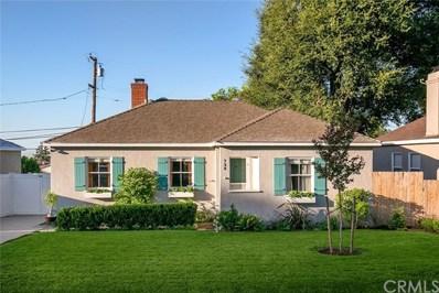 734 E Mendocino Street, Altadena, CA 91001 - MLS#: AR19215280