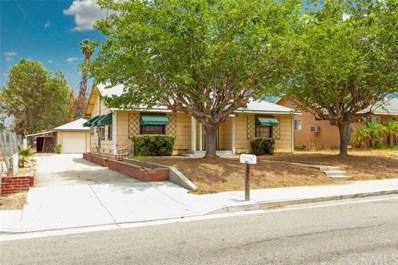 3695 Strong Street, Riverside, CA 92501 - MLS#: AR19224565