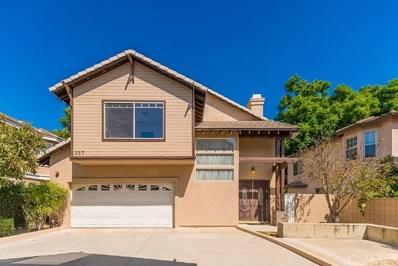 337 California Street, Arcadia, CA 91006 - MLS#: AR19227902