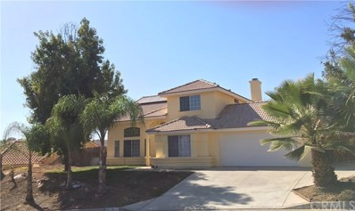 12220 Vista Crest Drive, Yucaipa, CA 92399 - MLS#: AR19242377