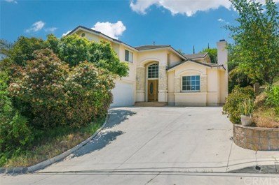 535 Bourdet Street, Walnut, CA 91789 - MLS#: AR19254689