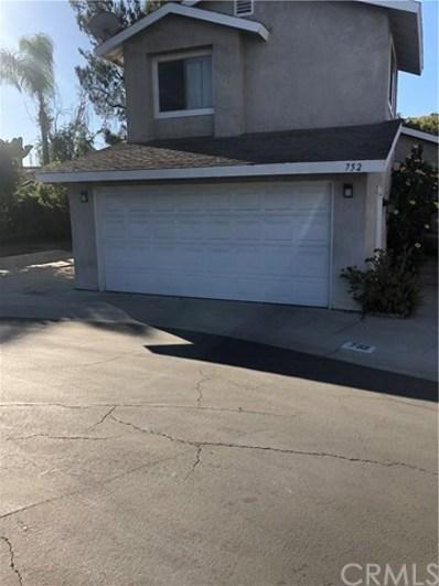 752 Lantana Street, La Verne, CA 91750 - MLS#: AR19255233
