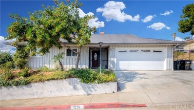 1219 Dell Drive, Monterey Park, CA 91754 - MLS#: AR19265115