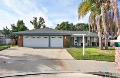 635 Camaritas Drive, Diamond Bar, CA 91765 - MLS#: AR19269750