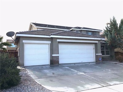13605 Zircon Way, Victorville, CA 92394 - MLS#: AR19274511