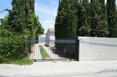 11713 Sitka Street, El Monte, CA 91732 - MLS#: AR20002801