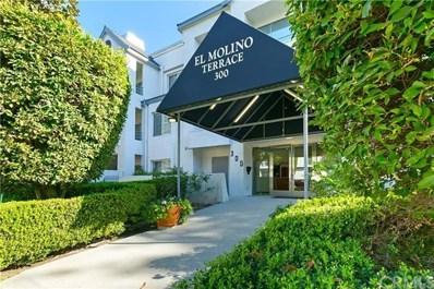 300 N El Molino Avenue UNIT 217, Pasadena, CA 91101 - MLS#: AR20043648
