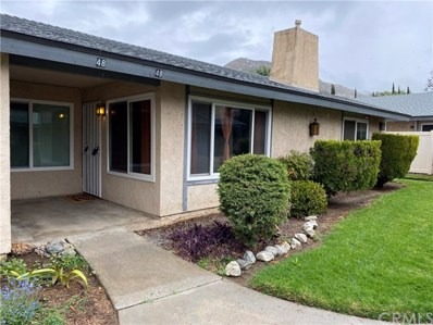 2891 Canyon Crest Drive UNIT 49, Riverside, CA 92507 - MLS#: AR20089069