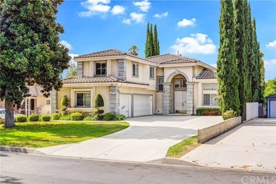 22 W Magna Vista Avenue, Arcadia, CA 91007 - MLS#: AR20123130