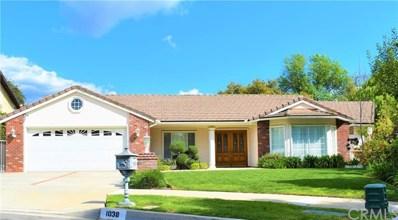 1038 Woodacre Lane, Arcadia, CA 91006 - MLS#: AR20128005