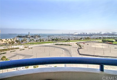 525 E Seaside Way UNIT 1109, Long Beach, CA 90802 - MLS#: AR20162108