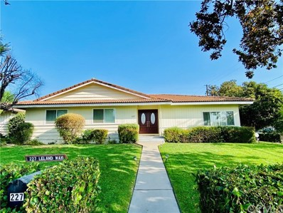 227 Leland Way, Arcadia, CA 91006 - MLS#: AR20198471