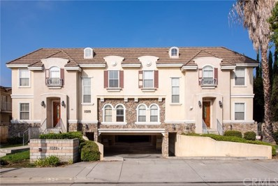 1029 Sunset Boulevard UNIT D, Arcadia, CA 91007 - MLS#: AR20203938