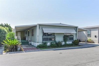 14092 Browning Avenue UNIT 59, Tustin, CA 92780 - MLS#: AR20223692